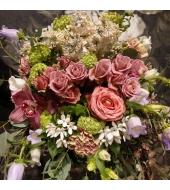 Extra Large romantiline lillekimp (kevad/suvi)