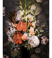 Soojades toonides lilleseade  (suvi/sügis)