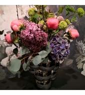 Lilleseade  Skum Garden koostöös Lartusi sisustussalongiga